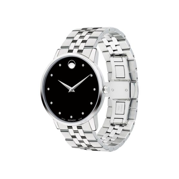Movado Men's Museum Classic Watch Image 2  ,