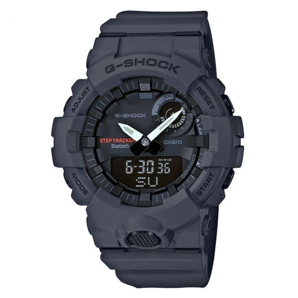 Casio G-Shock Men's Urban Trainer Charcoal Watch SVS Fine Jewelry Oceanside, NY