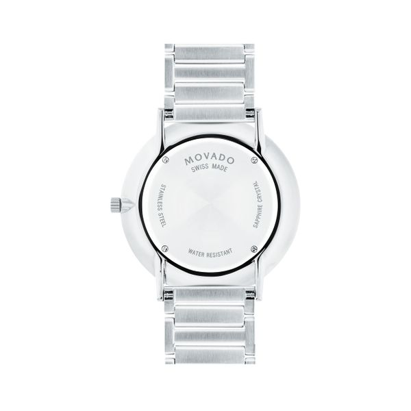 Movado Men's Ultra Slim Watch Image 3 SVS Fine Jewelry Oceanside, NY