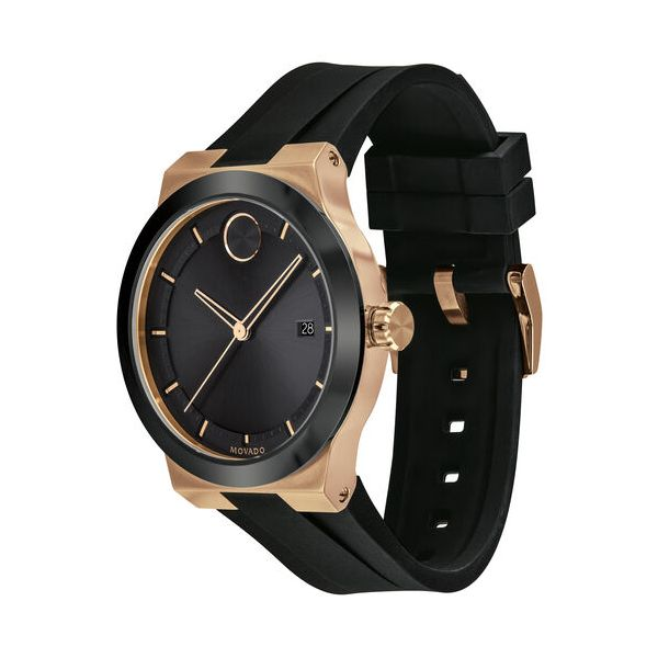 Movado Men's Bold Fusion Watch Image 2 SVS Fine Jewelry Oceanside, NY