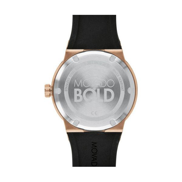 Movado Men's Bold Fusion Watch Image 3 SVS Fine Jewelry Oceanside, NY