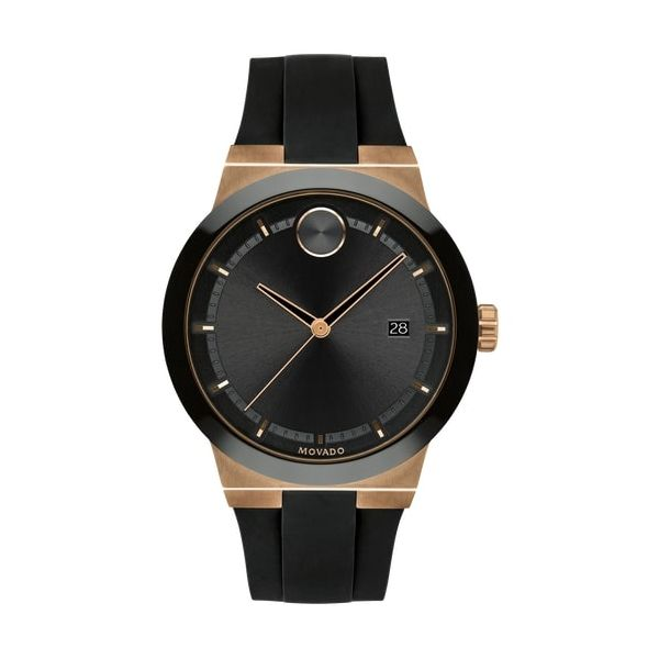 Movado Men's Bold Fusion Watch SVS Fine Jewelry Oceanside, NY