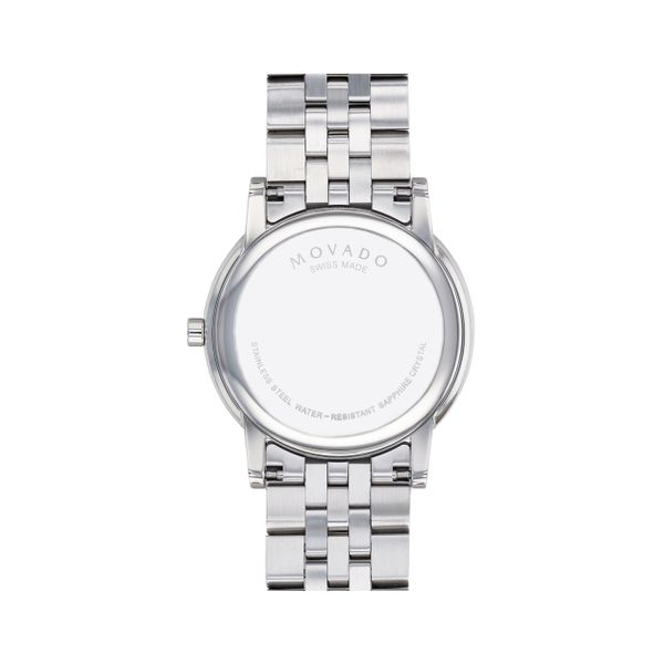 Movado Men's Museum Classic Watch Image 3 SVS Fine Jewelry Oceanside, NY