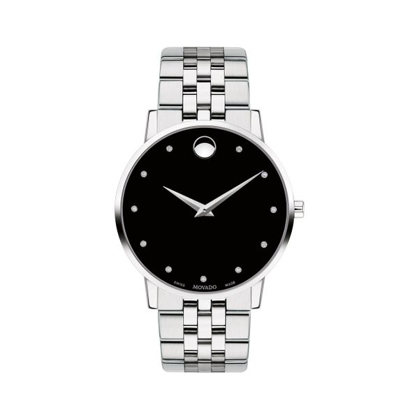 Movado Men's Museum Classic Watch SVS Fine Jewelry Oceanside, NY