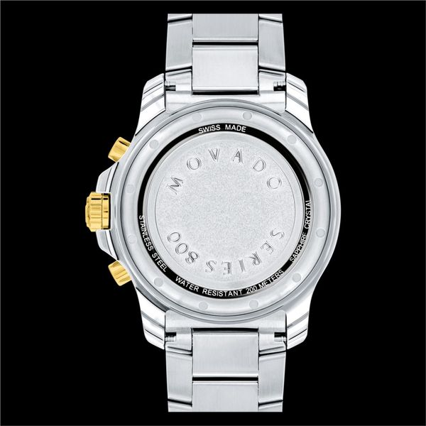 Movado Men's Series 800 Watch Image 3 SVS Fine Jewelry Oceanside, NY