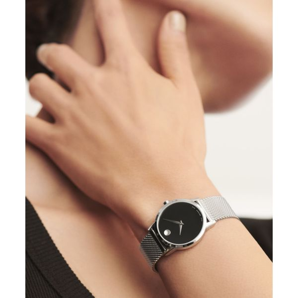 Movado Women's Museum Classic Watch Image 4  ,