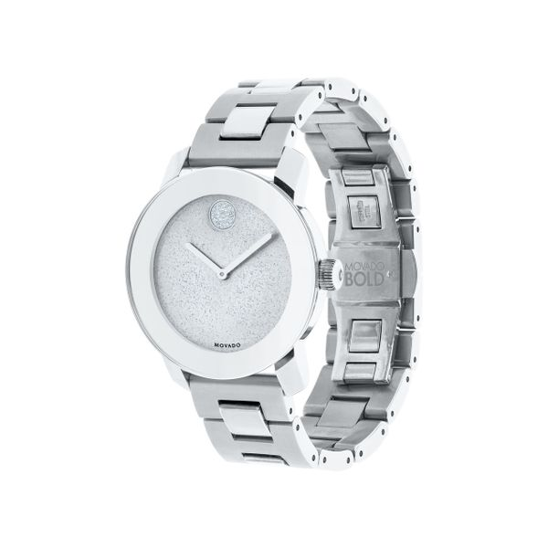 Movado Women's Bold Watch Image 2 SVS Fine Jewelry Oceanside, NY