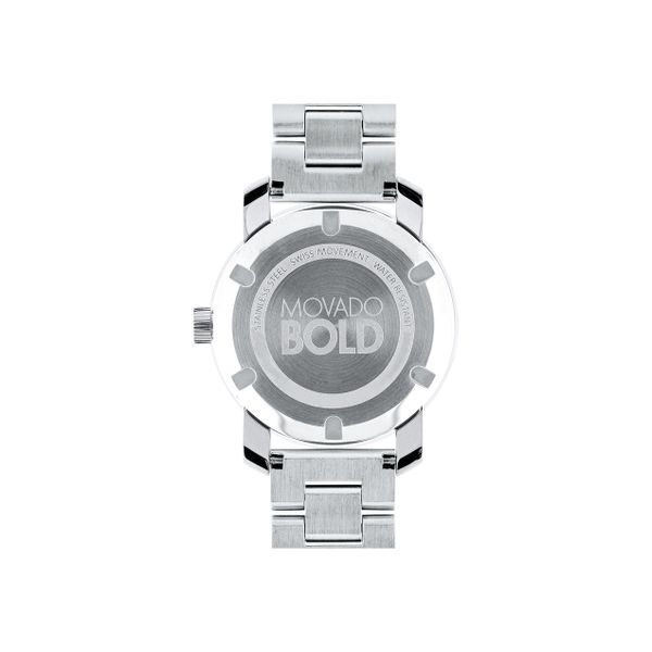 Movado Women's Bold Watch Image 3 SVS Fine Jewelry Oceanside, NY