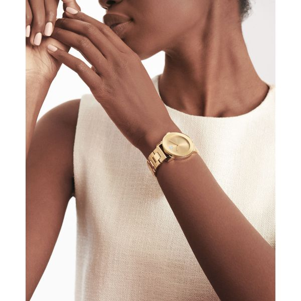 Movado Women's Bold Watch Image 4 SVS Fine Jewelry Oceanside, NY