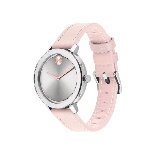 Movado Women's Bold Evolution Watch Image 2 SVS Fine Jewelry Oceanside, NY