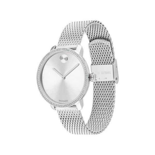 Movado Women's Bold Shimmer Watch Image 2 SVS Fine Jewelry Oceanside, NY