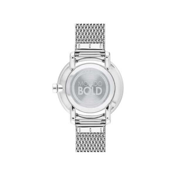 Movado Women's Bold Shimmer Watch Image 3 SVS Fine Jewelry Oceanside, NY