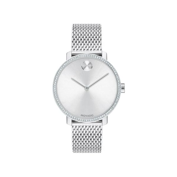 Movado Women's Bold Shimmer Watch SVS Fine Jewelry Oceanside, NY