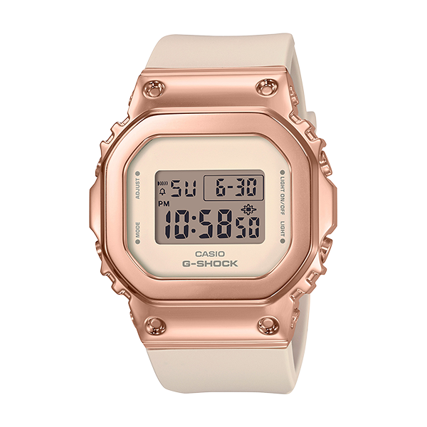 Casio G-Shock Women's Pink Resin Watch SVS Fine Jewelry Oceanside, NY