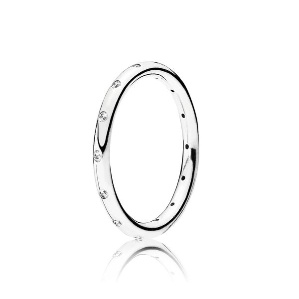 Pandora Timeless Collection Sterling Silver Ring SVS Fine Jewelry Oceanside, NY
