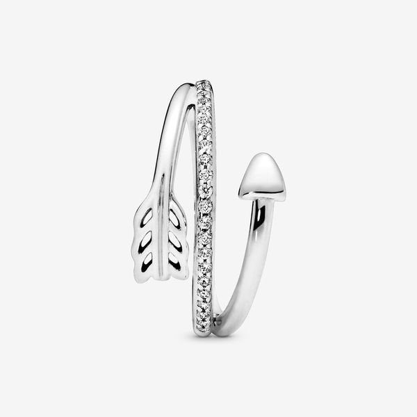 Pandora People Collection Sterling Silver Arrow Ring Image 3 SVS Fine Jewelry Oceanside, NY