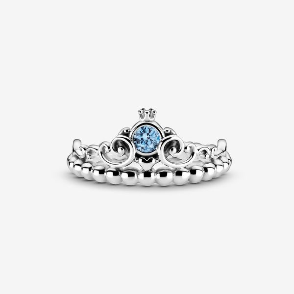 Pandora Disney x Pandora Collection Silver Tiara Ring SVS Fine Jewelry Oceanside, NY