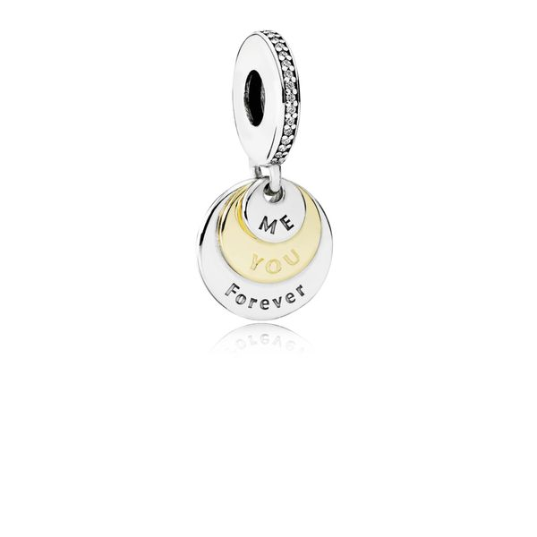 Pandora Me & You Forever Dangle Charm SVS Fine Jewelry Oceanside, NY