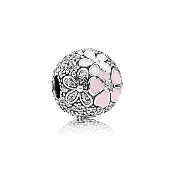 Pandora Poetic Blooms Charm SVS Fine Jewelry Oceanside, NY