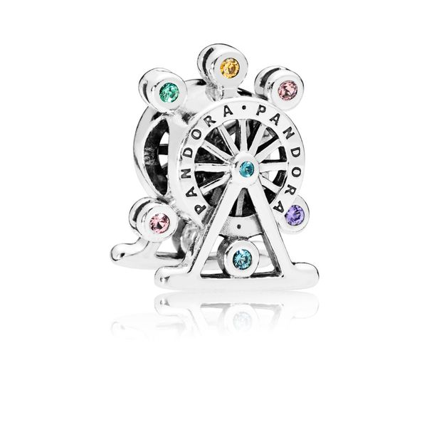 Pandora Colorful Ferris Wheel Charm SVS Fine Jewelry Oceanside, NY