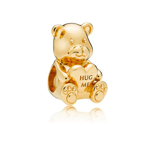 Theodore Bear Teddy bear Shine charm SVS Fine Jewelry Oceanside, NY
