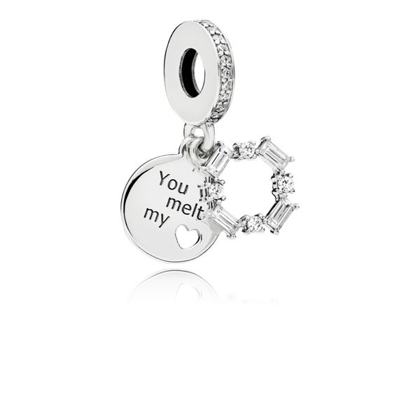Pandora You Melt My Heart Dangle Charm SVS Fine Jewelry Oceanside, NY