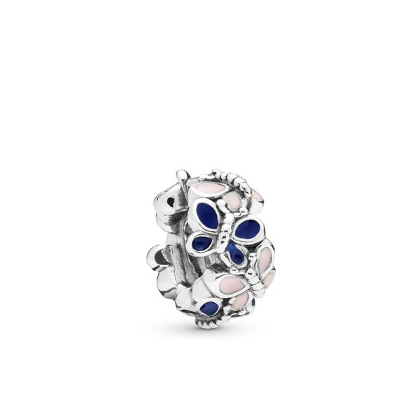 Pandora Butterflies Spacer Charm SVS Fine Jewelry Oceanside, NY