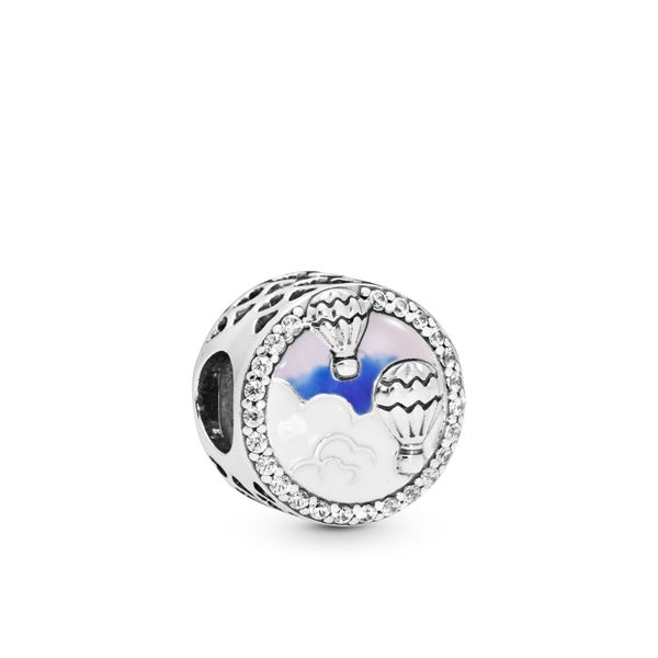 Pandora Hot Air Balloon Trip Charm SVS Fine Jewelry Oceanside, NY
