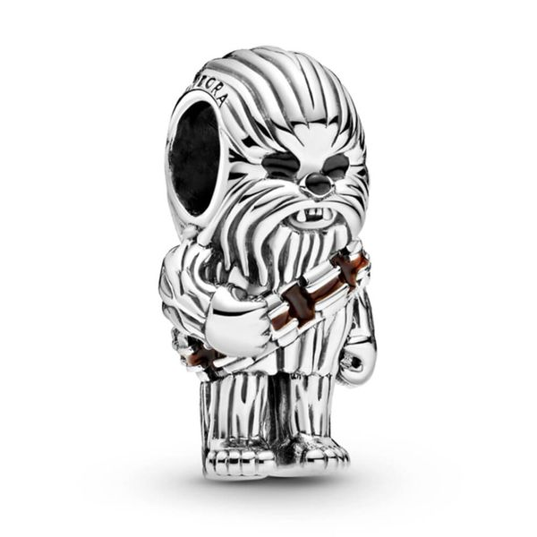 Pandora Star Wars x Pandora Collection Sterling Silver Charm SVS Fine Jewelry Oceanside, NY