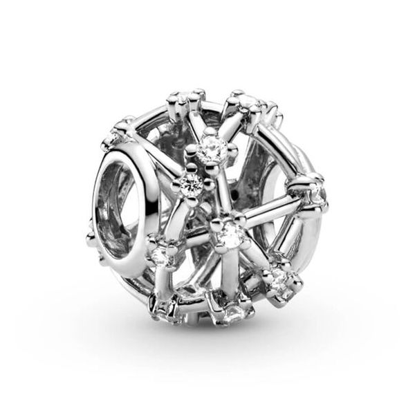 Pandora Timeless Collection Sterling Silver Charm SVS Fine Jewelry Oceanside, NY