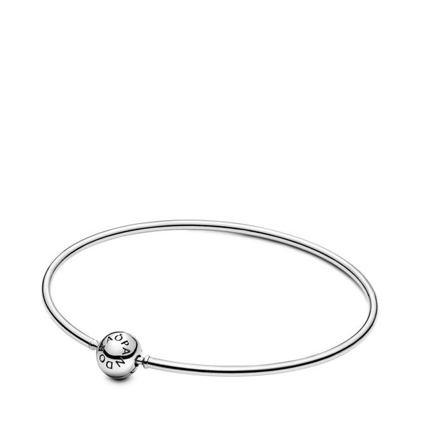 Pandora Me Collection Sterling Silver Bangle, 18 cm / 7.1