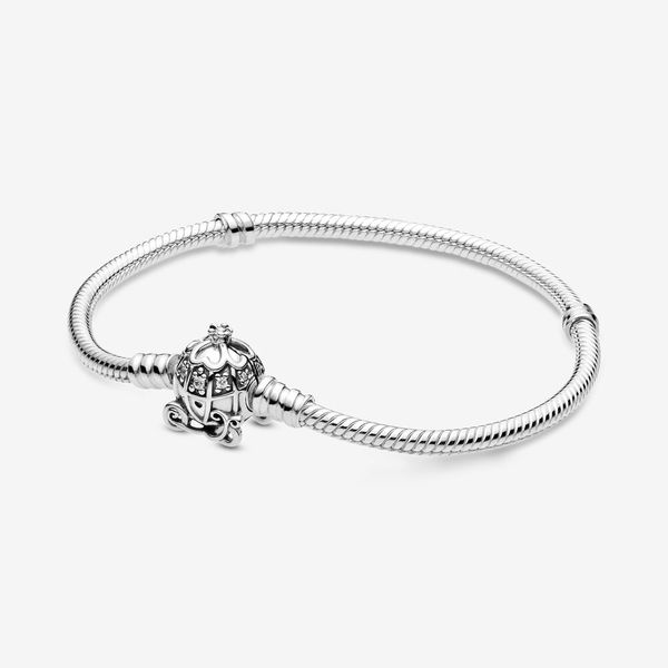 Pandora Disney x Pandora Collection Sterling Silver Bracelet SVS Fine Jewelry Oceanside, NY