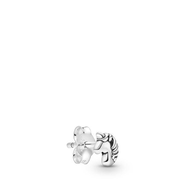 Pandora Me Collection Sterling Silver Unicorn Single Earring SVS Fine Jewelry Oceanside, NY