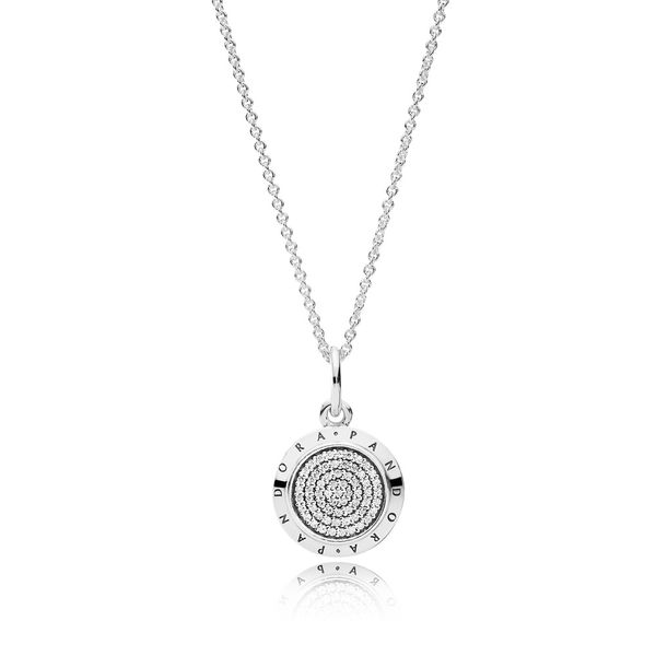 Pandora Signature PANDORA Necklace SVS Fine Jewelry Oceanside, NY
