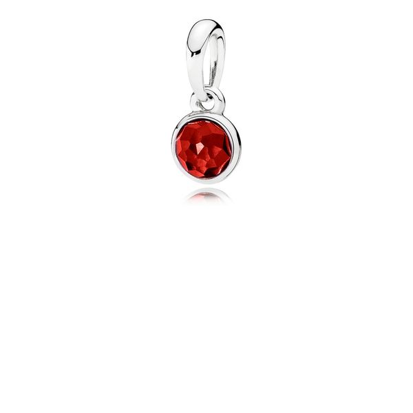 Pandora ID Collection Sterling Silver Droplet Pendant SVS Fine Jewelry Oceanside, NY