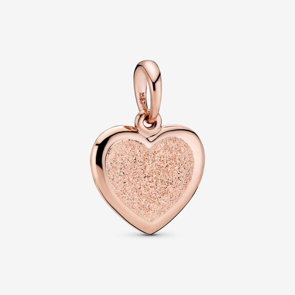Pandora Timeless Collection Rose Gold Plated Silver Pendant Image 2 SVS Fine Jewelry Oceanside, NY