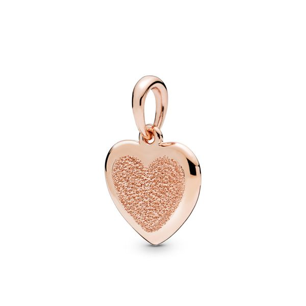 Pandora Timeless Collection Rose Gold Plated Silver Pendant SVS Fine Jewelry Oceanside, NY