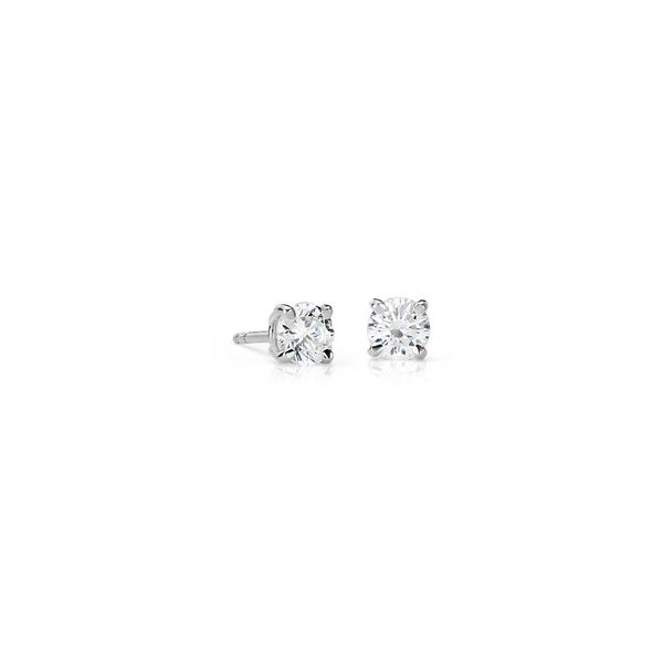 Diamond Stud Earrings Swede's Jewelers East Windsor, CT