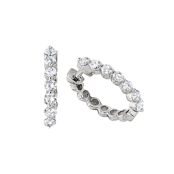 David Connolly Diamond Earrings Swede's Jewelers East Windsor, CT