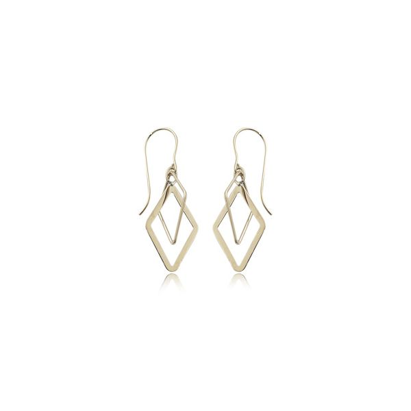 Carla/Nancy B Gold Earrings Swede's Jewelers East Windsor, CT