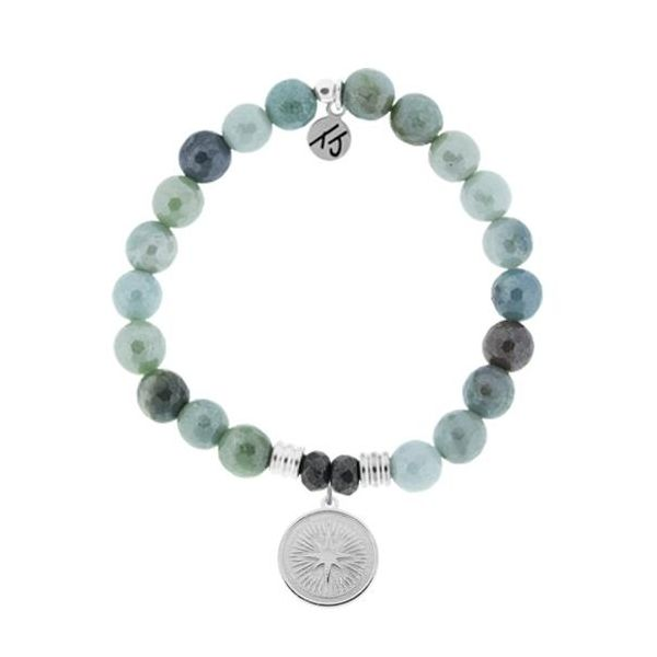 Tjazelle Amazonite 8Mm Bracelet Guidance Swede's Jewelers East Windsor, CT
