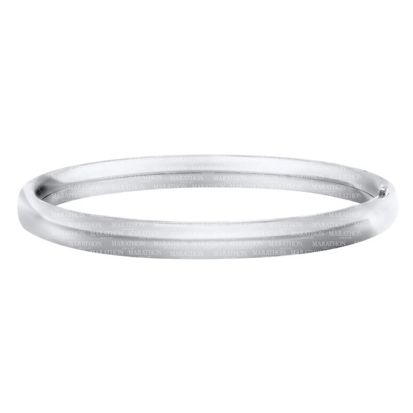 Kiddie Kraft Sterling Silver Bangle Baby Bracelet size 4.5 Swede's Jewelers East Windsor, CT
