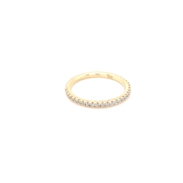 0.28CT T.W DIAMOND MATCHING 14KT YELLOW GOLD BAND Image 2 Taylor's Jewellers Alliston, ON
