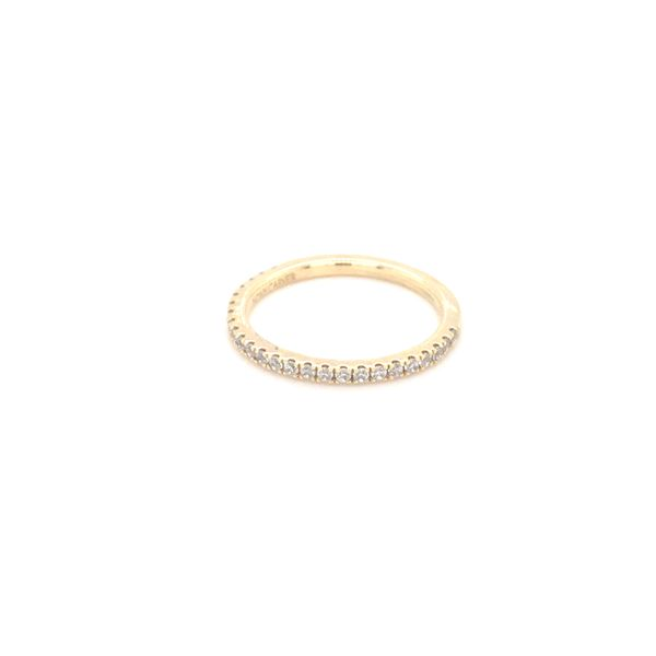 0.28CT T.W DIAMOND MATCHING 14KT YELLOW GOLD BAND Image 3 Taylor's Jewellers Alliston, ON