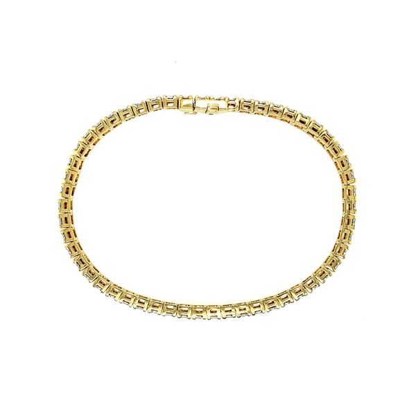 1.00CTW 10KT Yellow Gold