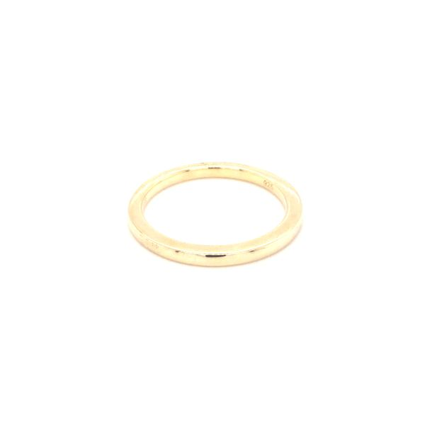 14KT YELLOW GOLD NOAM CARVER WEDDING BAND Image 2 Taylors Jewellers Alliston, ON