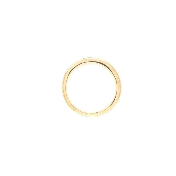 14KT YELLOW GOLD NOAM CARVER WEDDING BAND Image 3 Taylors Jewellers Alliston, ON