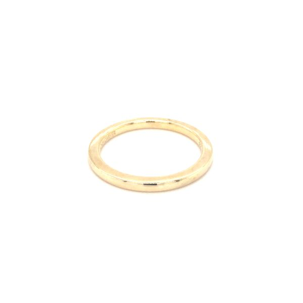 14KT YELLOW GOLD NOAM CARVER WEDDING BAND Taylors Jewellers Alliston, ON