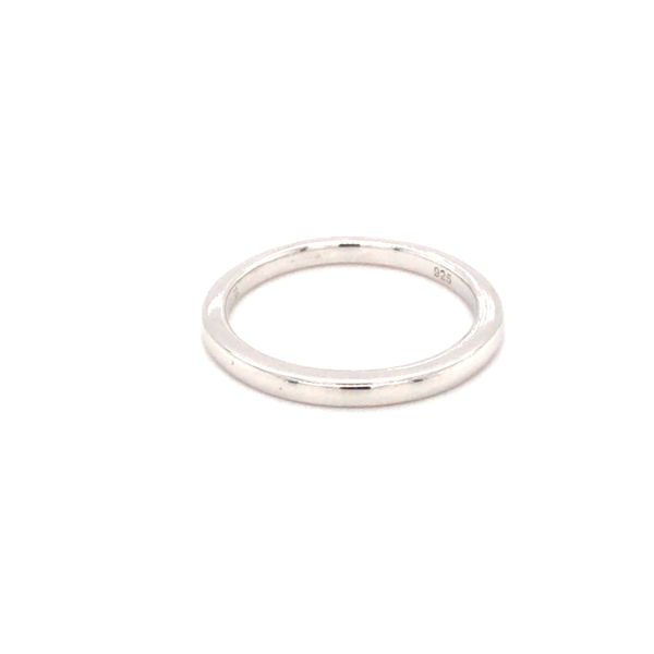 14KT WHITE GOLD MATCHING NOAM CARVER BAND Image 3 Taylor's Jewellers Alliston, ON