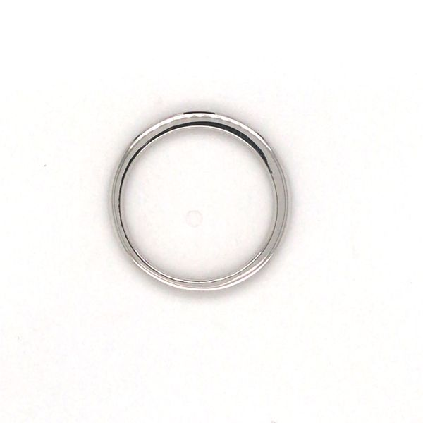 14KT WHITE GOLD MATCHING NOAM CARVER BAND Image 4 Taylor's Jewellers Alliston, ON